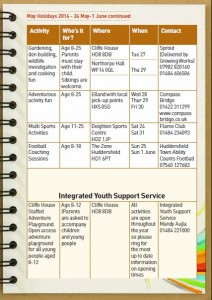May activities pg2