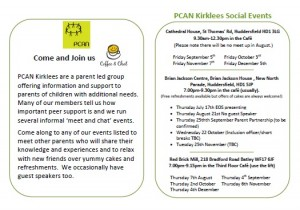 PCAN Events flyer image