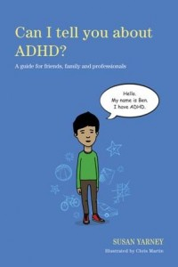 Can I tell you about ADHD image