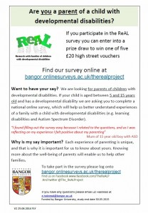real survey flyer image