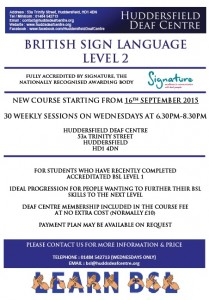 BSL_Course_Level2_Sept_2015 image