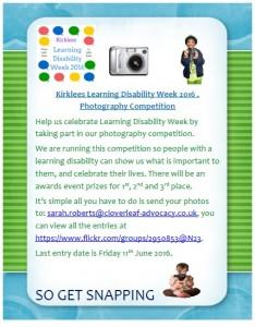LD week photo comp poster image